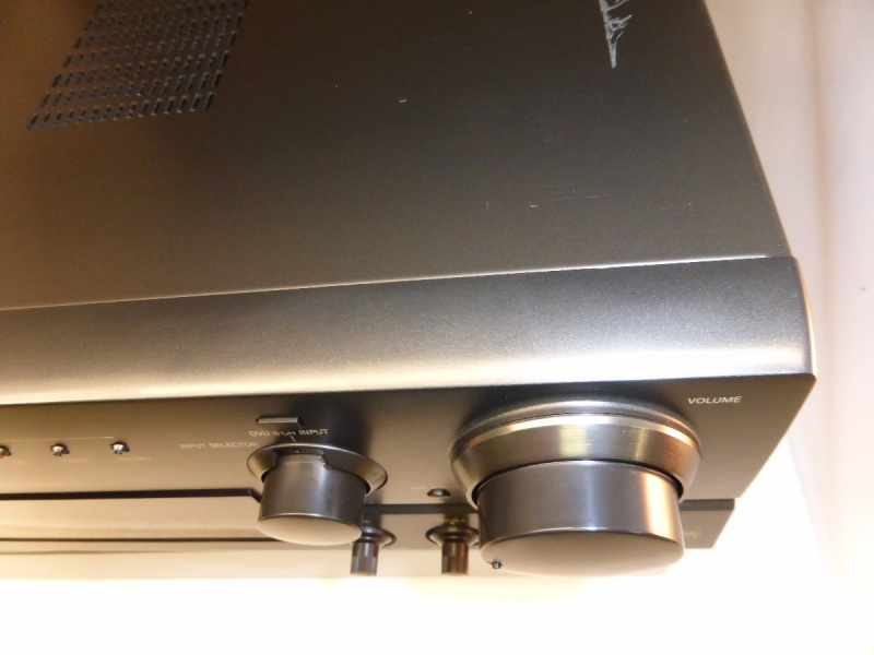 Technics Sa Ax Dolby Digital Home Theater Receiver