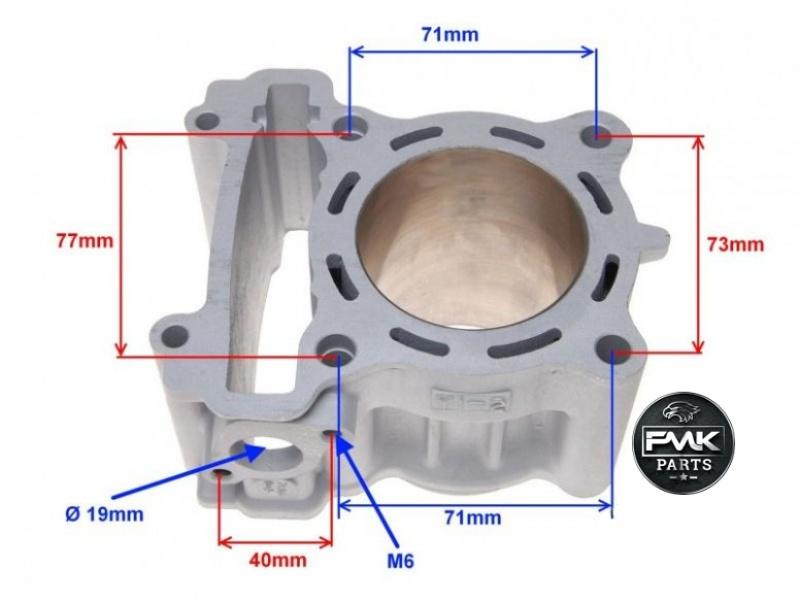 Yamaha Yzf R Cc Big Bore Kit