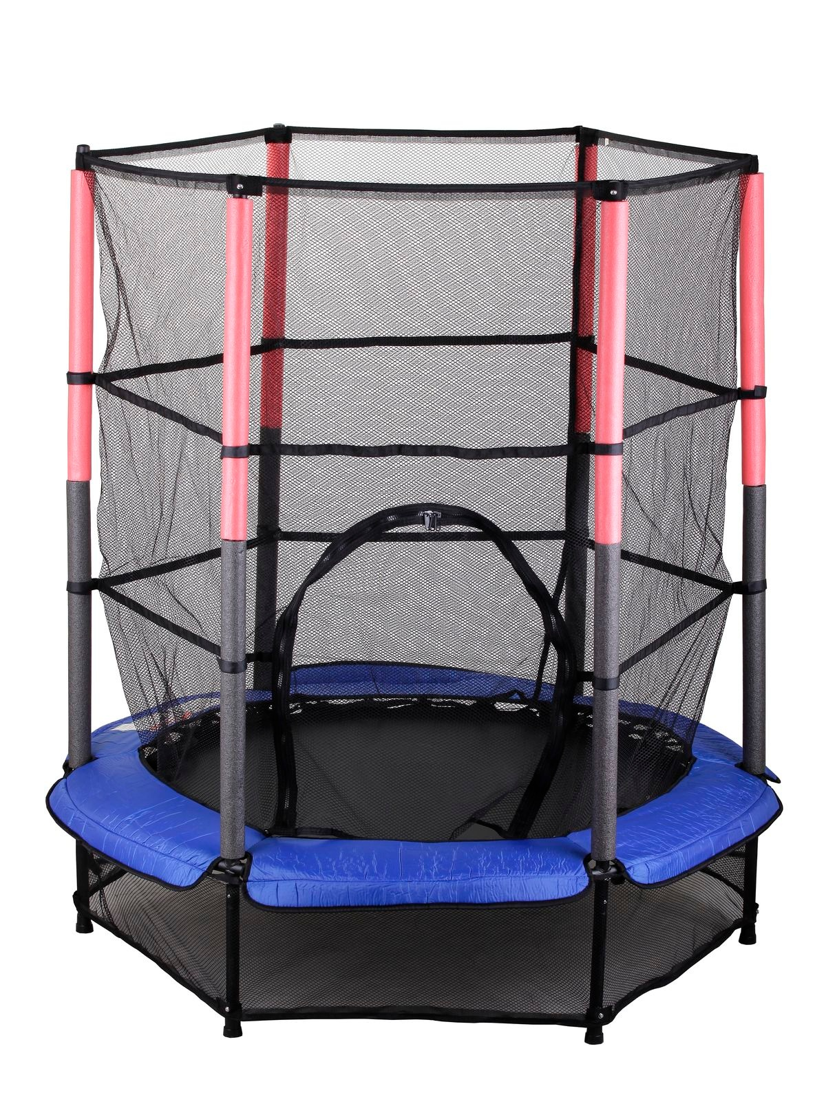 kinder trampolin 140cm indoor outdoor gartentrampolin f r kinder ebay. Black Bedroom Furniture Sets. Home Design Ideas