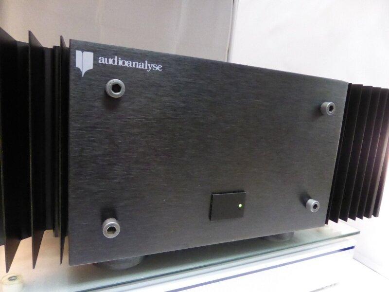 AUDIOANALYSE A9 - amplificador de potência 3