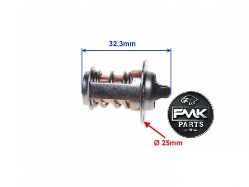 Thermostat for CPI SM SUPERMOTO 50 AM6 Engines