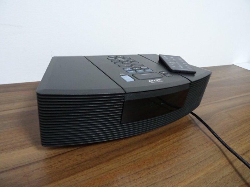 bose wave musicsystem awrc3g radio cd mp3 alarm aux top. Black Bedroom Furniture Sets. Home Design Ideas