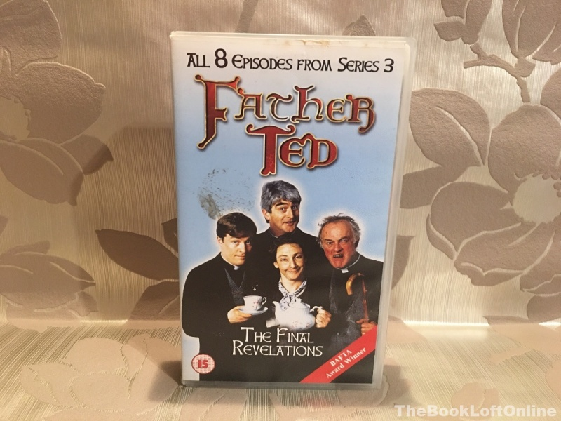 Father Ted - Best of Series 3 The Final Revelations VHS