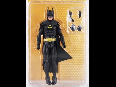 18CM FIGURA NECA BATMAN  1989 Batman Michael Keaton 25th Anniversary