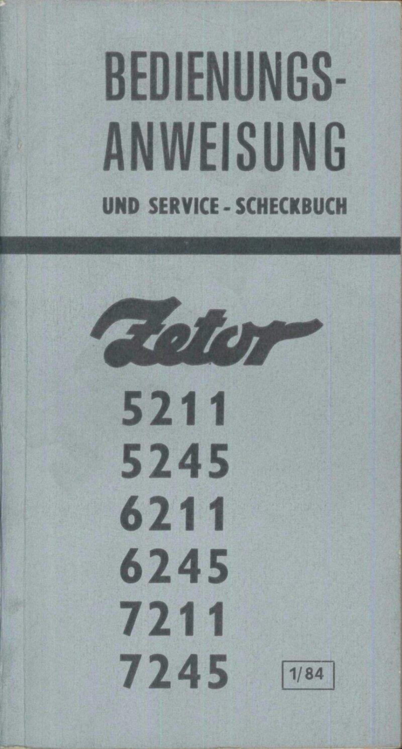 : 70112730 Ref n Teile Nummer Kupplung Slave Zyliner Zetor 5211-7745